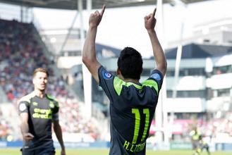 Eredivisie: il PSV dilaga, crollano Ajax e Feyenoord. Malissimo il Roda