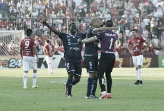 Historial: Independiente Rivadavia - San Martín (T)
