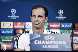"""Champions League, Allegri: """"Domani sarà complicato. Dybala sta bene, deve trovare equilibrio"""""""