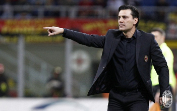 "Milan, Montella in conferenza: ""Sampdoria forte sul piano tattico, serve una grande gara"""