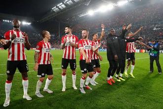 Champions League: passano ai gironi Benfica, PSV e Stella Rossa