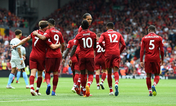 Fonte: Liverpool official Twitter