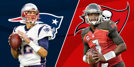 NFL - Il Thursday Night Football va a Brady e ai suoi New England Patriots