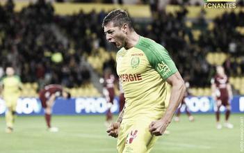 Ligue 1 - Nantes di misura sul Metz, Caen corsaro a Rennes