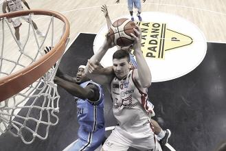 Legabasket Serie A - Milano vince e ringrazia il Re del pitturato, Arturas Gudaitis