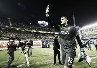 """Agustín Rossi: """"Hay que seguir manteniendo la idea de juego"""""""