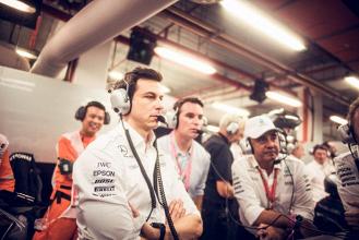 F1 - Mercedes alla ricerca dei problemi di Sepang