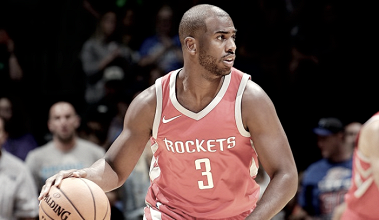 NBA - Houston Rockets, i pensieri di Chris Paul