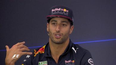 """F1, GP Giappone - Ricciardo: """"Voglio il terzo posto"""""""