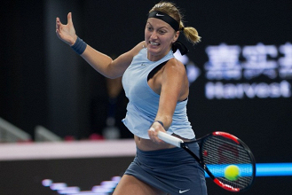 WTA Pechino - Halep travolgente, alla Kvitova il derby ceco