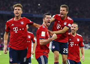 Fonte: Bayern Monaco official Twitter