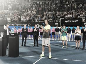 Atp Sydney, Medvedev spegne i sogni di De Minaur ed è campione