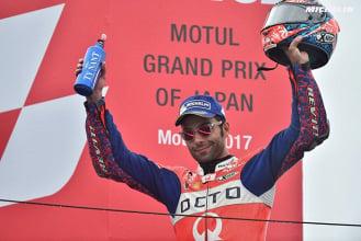 """MotoGP, Petrucci: """"Avrei più soddisfazione a battere Marquez che Rossi"""""""
