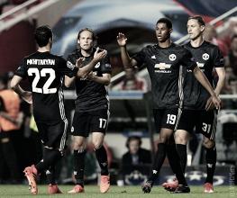El United conquista el Estadio de la Luz