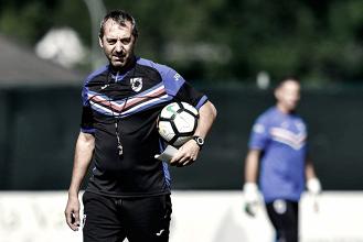 """Sampdoria, Giampaolo in conferenza: """"Servirà una prestazione maiuscola: fisica e difensiva"""""""
