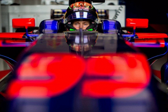 F1 - Brendon Hartley e quella chiamata a Marko