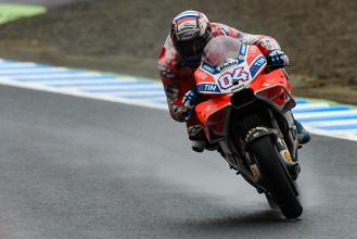 """MotoGp, Dovi e Marquez: """"Che duello"""". Petrux 3°: """"Gran podio, è stata una bella gara"""""""