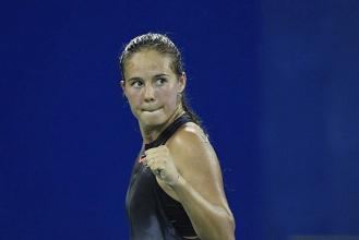 WTA Mosca - La finale è Kasatkina - Goerges