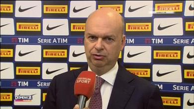 """Milan, Fassone nel post derby: """"Estrema fiducia in Montella"""""""