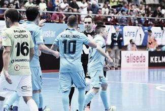 Inter resuelve sobre la hora un mal comienzo de partido