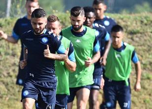 Manchester City - Napoli, i convocati: le scelte di Sarri