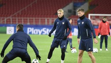 Champions League - Spartak vs Siviglia, incrocio decisivo