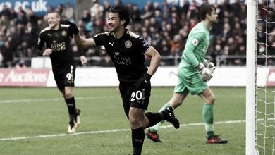 Premier League - Il Leicester torna a vincere grazie ad Okazaki. Vittorie per Bournemouth, Newcastle e Saints