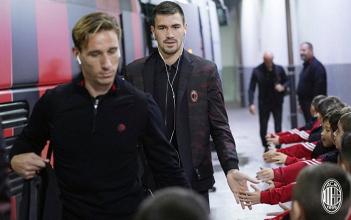 Milan - Genoa: le formazioni ufficiali