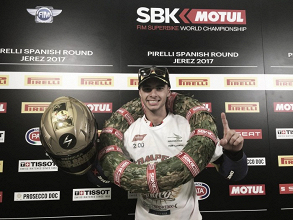 Marc García, campeón del mundo de Supersport 300