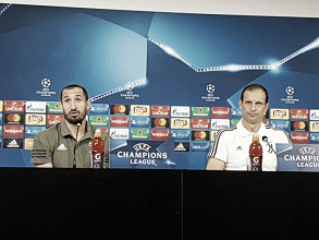 """Allegri: """"Dybala más fuerte después de los errores"""""""