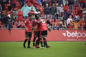 El RCD Mallorca, todavía más líder