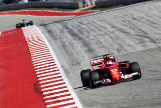 "F1, GP Stati Uniti - Vettel: ""Lewis imprendibile"""