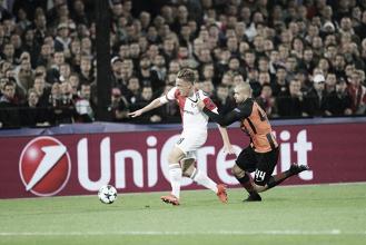 Lo Shakthar fa il colpaccio e sale al secondo posto del proprio girone: Feyenoord battuto 1-2