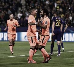Champions League: il Liverpool asfalta il Maribor, 7 gol agli sloveni e vetta del girone E (0-7)