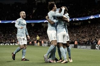 El Manchester City se lleva la cita romántica