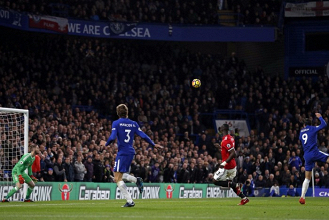 Premier League - Morata regala tre punti al Chelsea: United battuto 1-0