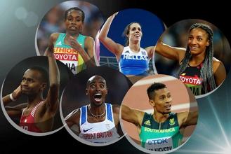 Atletica - Atleta 2017, polemiche in corso, esclusioni eccellenti - Wayde Van Niekerk Twitter