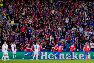 Champions League: finisce 2-2 tra Viktoria Plzen e CSKA Mosca