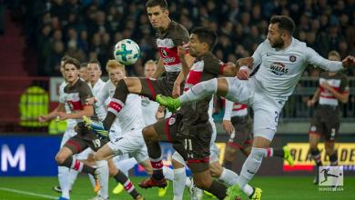 FC St. Pauli 1-1 Erzgebirge Aue: Dennis Kempe earns Violas a point