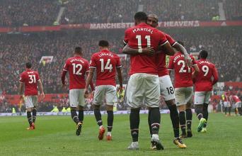 Premier League,l'uomo della settimana - Anthony Martial: La seconda scelta