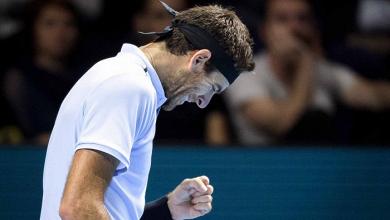 ATP Basilea - Federer vs Del Potro, atto IV