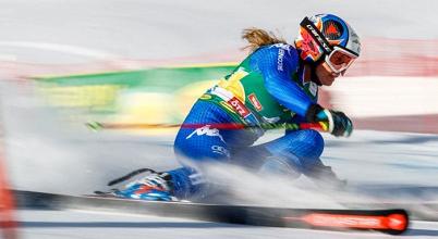 Soelden - Gigante femminile: vince la Rebensburg, terza la Moelgg - FisiOfficial Twitter