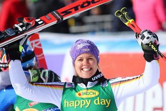 Sci Alpino, Lienz - Slalom gigante femminile - Viktoria Rebensburg Twitter