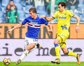 Juventus, accordo con la Sampdoria per Praet