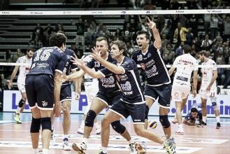 Volley M - Guidano la Superlega Perugia e Modena, inatteso tonfo della Lube a Latina