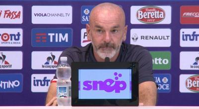 """Fiorentina, Pioli in conferenza: """"Noi dobbiamo puntare sulla nostra voglia di fare bene"""""""
