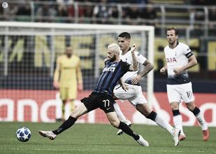 Champions League: clamorosa rimonta dell'Inter, ancora con Vecino è 2-1 contro il Tottenham