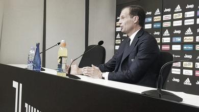 """Juventus, Allegri ha tanti dubbi per la Samp e due certezze: """"Dybala da valutare, Buffon non gioca"""""""