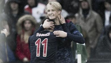 11 ideal de la jornada 9 de la Eredivisie