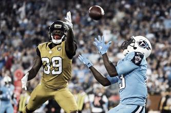 Los Jaguars caen ante los Titans